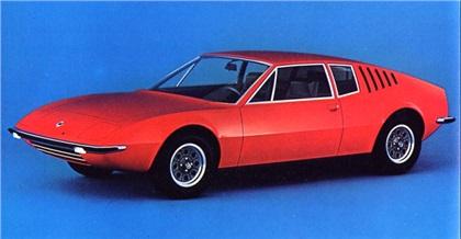 1968 Autobianchi Coupe