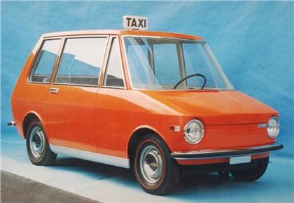 1968 Fiat City Taxi Prototyp