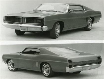 1968 Ford Fiera