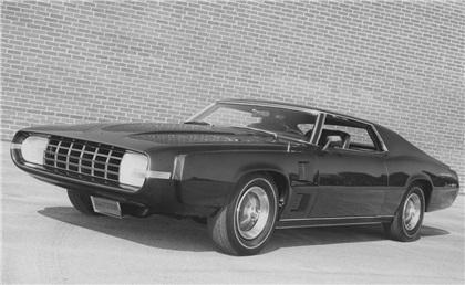 1968 Ford Thunderbird Saturn
