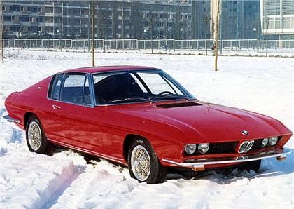 1968 BMW 2000 ti (Frua)