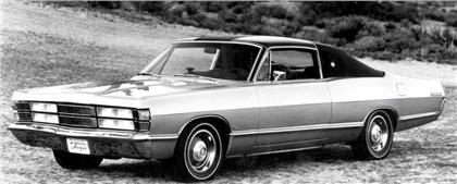 1968 Mercury LeGrand Marquis