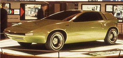 1969 Austin Zanda