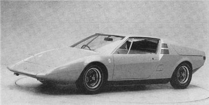 1969 Isuzu Bellett MX1600 (Ghia)