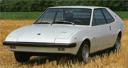 1970 NSU Nergal