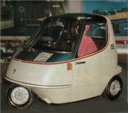 1970 Toyota Commuter