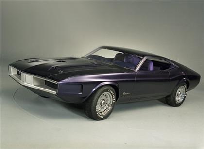 1970 Ford Mustang Milano