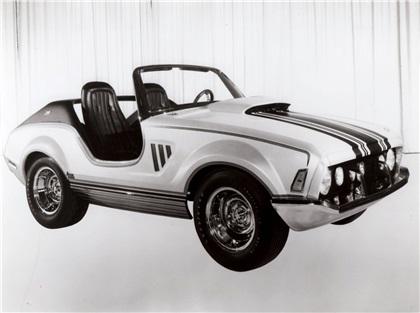 1969 Jeep XJ001