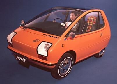 1970 Nissan 315-a Concept