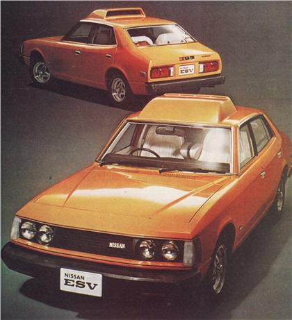 1971 Nissan ESV