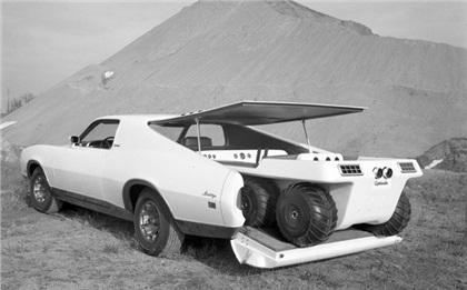 1971 Mercury Montego Sportshauler