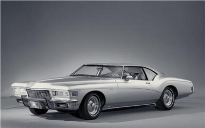 1972 Buick Riviera Silver Arrow III