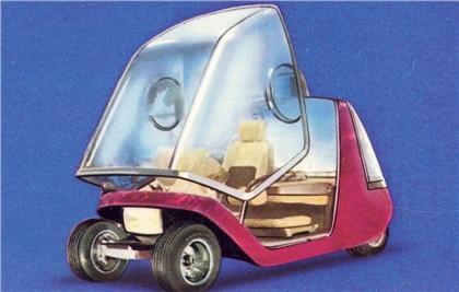 1972 Daihatsu BCX-II