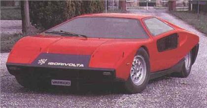 1972 Iso Varedo (Zagato)