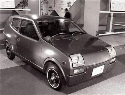 1973 Daihatsu EV1