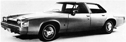 1972 GM ESV