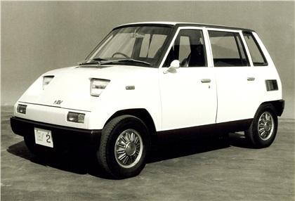 1973 Toyota EV2