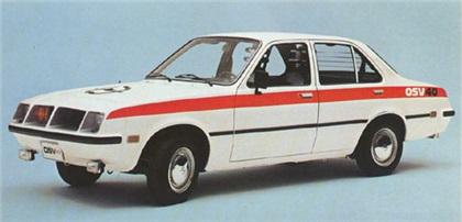 1974 Opel OSV 40
