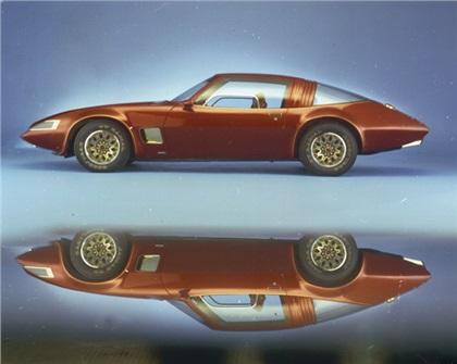 1974 Pontiac Banshee III