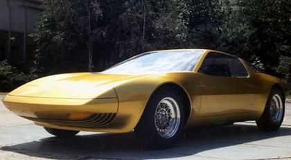 1975 Opel GT-W Geneve