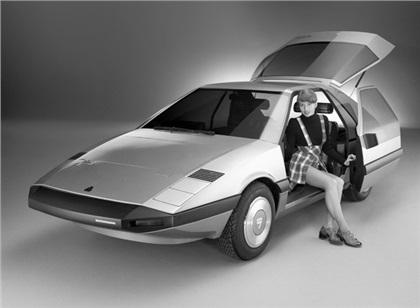 1980 Mercury Antser Concepts