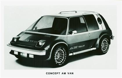 1977 American Motors AM VAN
