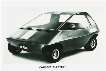 1977 American Motors Electron