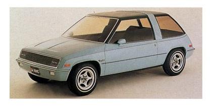 1977 American Motors Concept-II