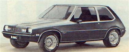 1977 American Motors Concept-I