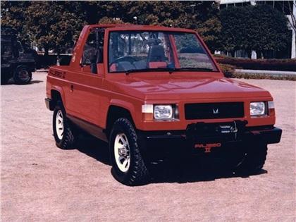 1979 Mitsubishi Pajero II