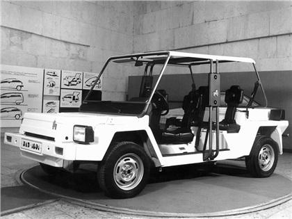 1979 Lada 1801 Pony