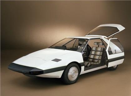 1980 Mercury Antser