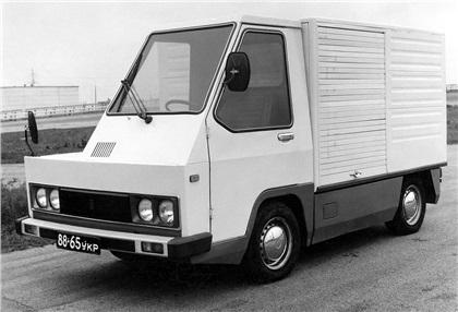 1980 Lada 2802-01 Pony