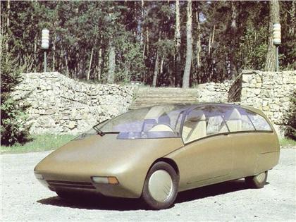 1981 Lada X-1