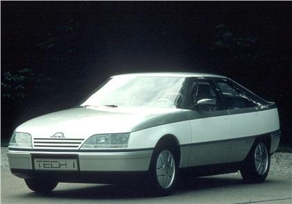 1981 Opel Tech I