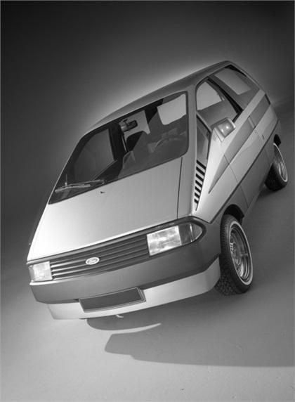 1981 Ford Aerovan (Ghia)