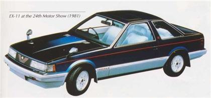1981 Toyota EX-11