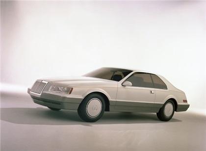 1982 Lincoln Continental Concept 90
