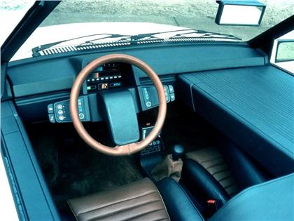 1982 Opel Corsa Spider - Autokonzepte