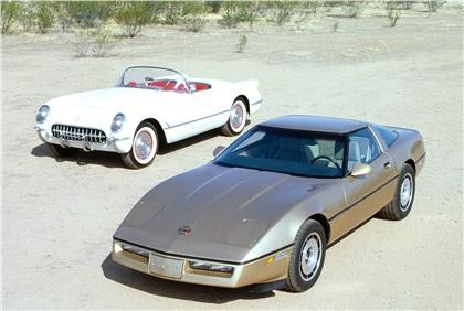 1983 Chevrolet Corvette C4