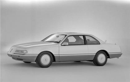 1983 Lincoln Continental Concept 100