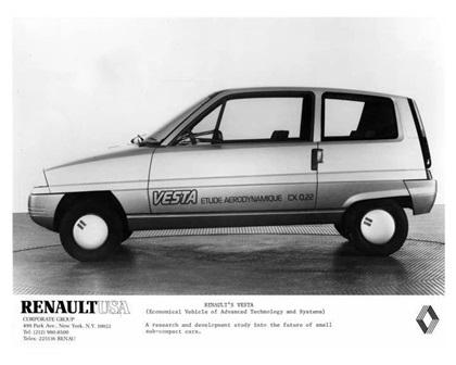 1983 Renault Vesta