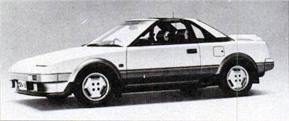 1983 Toyota SV-3