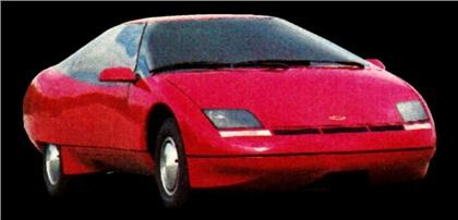 1984 Chevrolet Citation IV