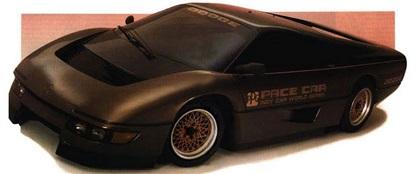 1984 Dodge PPG M4S