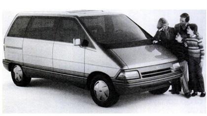 1984 Ford Aerostar