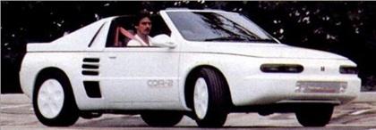 1985 Isuzu COA-II