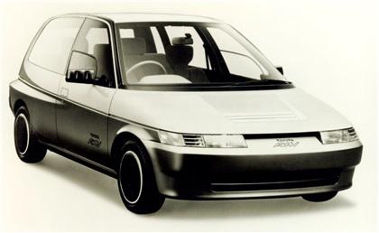 1985 Toyota AXV