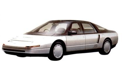1985 Toyota FXV
