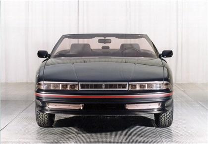 1987 Lincoln by Vignale (Ghia)